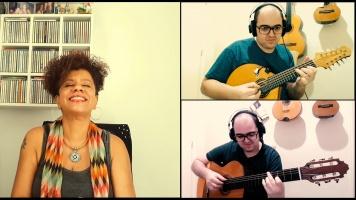 #IMSdeCasa – Sucessos de Elizeth Cardoso na interpretação de Ana Costa e Luís Barcelos